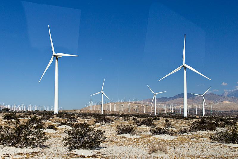 Ветрогенераторы в Китае